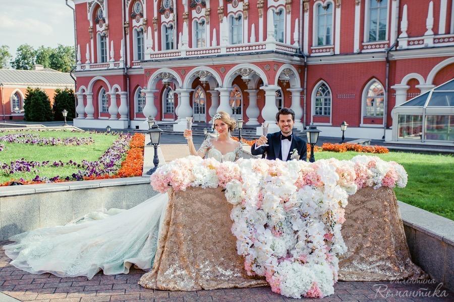 петровский путевой дворец фото свадьбы инструменты оказались очень